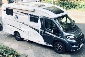 Hire a motorhome in Dortmund from private owners| Knaus Knaus für 2
