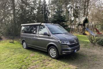 Hire a motorhome in Oberhausen from private owners| VW die kleine Kira