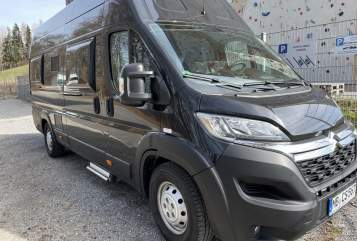 Hire a motorhome in Weyarn from private owners| Pössl MeinBus