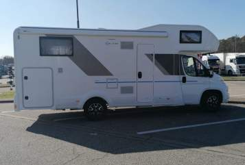 Hire a motorhome in Wiesbaden from private owners| Sun Living WomoWiesbaden