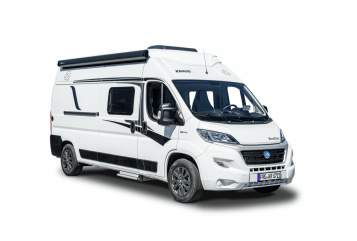 Hire a motorhome in Altena from private owners| Knaus Sauerlandcamper