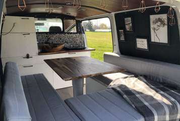 Hire a motorhome in Wiesbaden from private owners| VW North