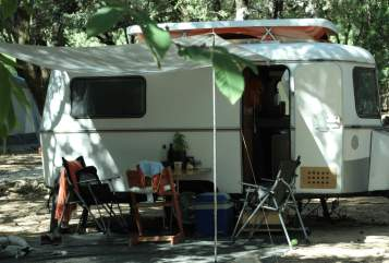Hire a motorhome in Münster from private owners  Hymer Eriba 1978er Eriba