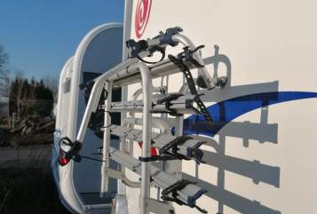 Hire a motorhome in Wuppertal from private owners  Euromobil Traummobil