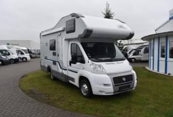 Hire a motorhome in Heidenau from private owners| Fiat Eljot