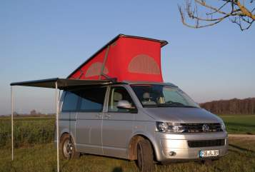 Hire a motorhome in Mering from private owners| Volkswagen Sonnen-Bus