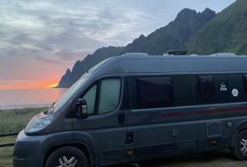 Hire a motorhome in Hof from private owners  Adria Adriano