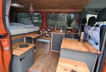 Hire a motorhome in Karlsruhe from private owners| Mercedes  Mr. O