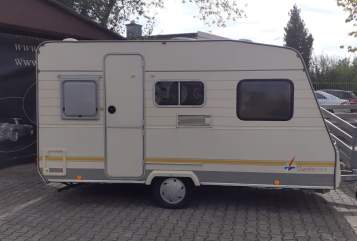 Hire a motorhome in Wendelstein from private owners| Sterckeman Sterckemanni