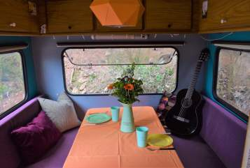 Hire a motorhome in Eisenach from private owners| KNAUS  FRITZ - 1985