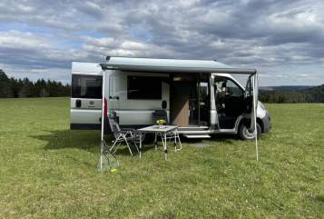 Hire a motorhome in Lauterbach from private owners| Pössel Guiseppe
