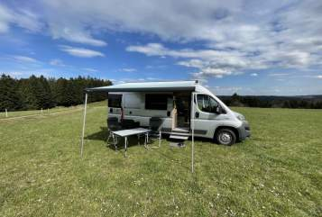 Hire a motorhome in Schiltach from private owners  Pössel Guiseppe