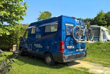 Hire a motorhome in Kleinmachnow from private owners| Peugeot Womo