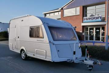 Hire a motorhome in Hohentengen from private owners| KIP ReiseShuttle