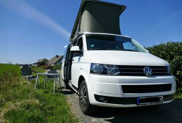 Hire a motorhome in Eitorf from private owners| VW  Calli