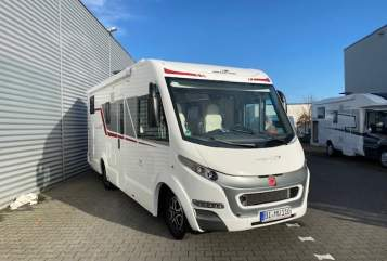 Hire a motorhome in Bielefeld from private owners| Fiat  Big Mama