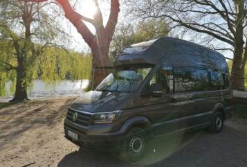 Hire a motorhome in Karlsruhe from private owners| VW Grand Cali