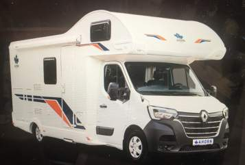 Hire a motorhome in Hamburg from private owners| Ahorn Getaway 31.12
