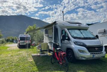 Hire a motorhome in Gelsenkirchen from private owners| Fiat Ducato Binder 1414