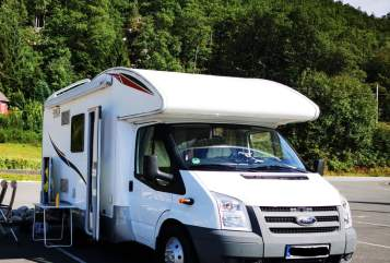 Hire a motorhome in Barleben from private owners| Ford Transit Womo❤️
