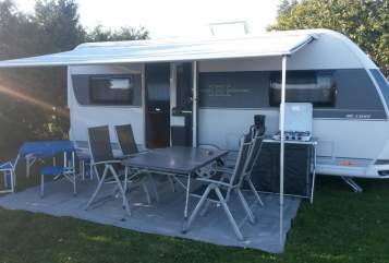 Hire a motorhome in Leuna from private owners| Hobby Ronnys Hobby