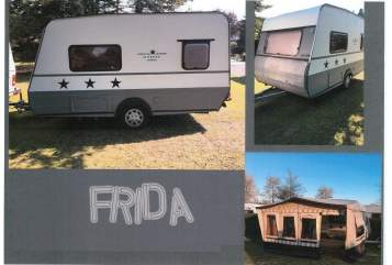 Hire a motorhome in Jüchen from private owners| LMC Frida
