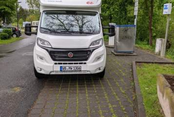 Hire a motorhome in Schwalmtal from private owners  Eura Mobil SKIBO