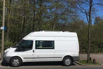 Hire a motorhome in Dortmund from private owners| Ford Buddy