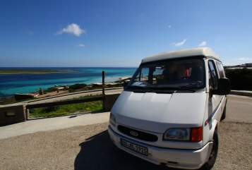 Hire a motorhome in Seeheim-Jugenheim from private owners| Ford Ilse