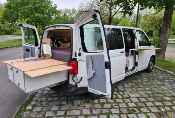 Hire a motorhome in München from private owners| Vw Eddy