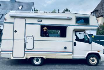 Hire a motorhome in Weimar from private owners| Fiat MAURO