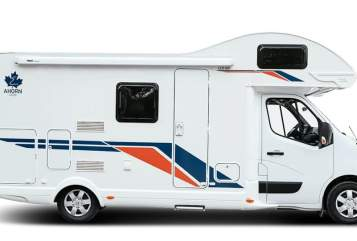 Hire a motorhome in Schenkenzell from private owners| Ahorn ECO 680_2 (A02)