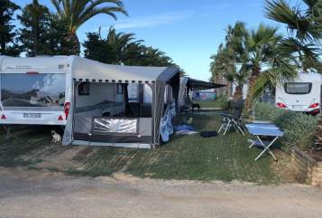 Hire a motorhome in Sehnde from private owners| Hobby  WoWa Hobby 650