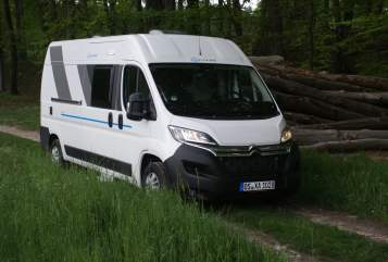 Hire a motorhome in Osnabrück from private owners| Adria Sun Living
