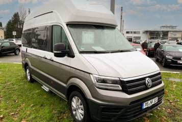 Hire a motorhome in Altenbeken from private owners| VW VW Grand