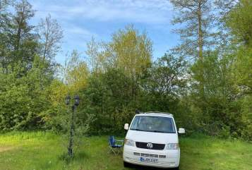 Hire a motorhome in Wuppertal from private owners  VW Sunny