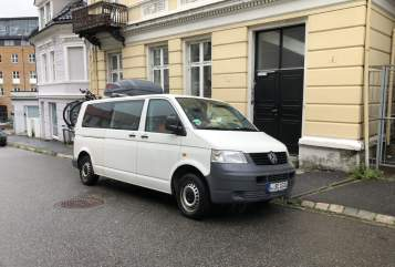 Hire a motorhome in Dresden from private owners  VW  Else