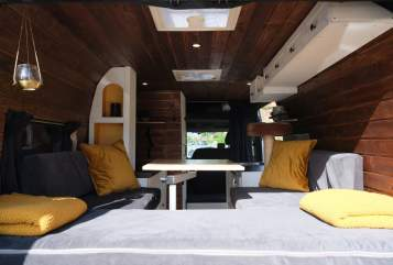 Hire a motorhome in Lüneburg from private owners  Citroen Winston