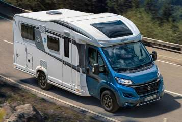 Hire a motorhome in Braunschweig from private owners  Knaus  Camp4life3