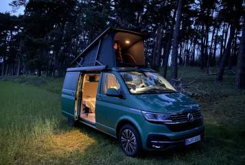 Hire a motorhome in Berlin from private owners| VW Emma
