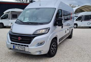 Hire a motorhome in Braunschweig from private owners  Bürstner  Citycar 600