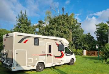 Hire a motorhome in Mannheim from private owners| Challenger Rum Treiber
