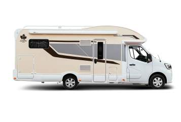 Hire a motorhome in Hamm from private owners  Ahorn Dream on Tour