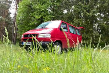 Hire a motorhome in Potsdam from private owners  VW Boo