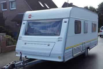 Hire a motorhome in Seevetal from private owners| Bürstner Bürstner