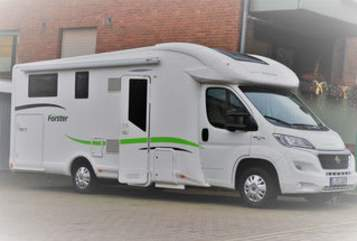 Hire a motorhome in Bottrop from private owners| Forster Forster T738 EB