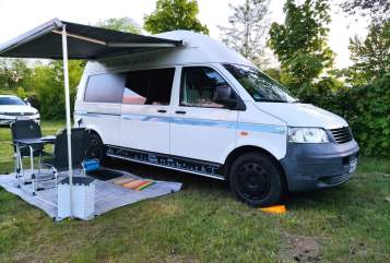 Hire a motorhome in Hannover from private owners| VW Bullidame Ide