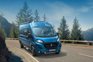Hire a motorhome in Braunschweig from private owners  Knaus  Camp4life4