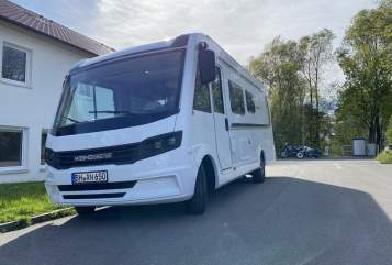 Hire a motorhome in Bühl from private owners| Weinsberg Traummobil