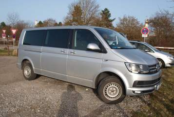 Hire a motorhome in Murr from private owners| VW Knut
